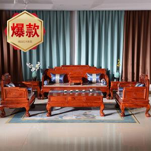 红木家具生产流程图_东阳市传祥红木家具有限公司